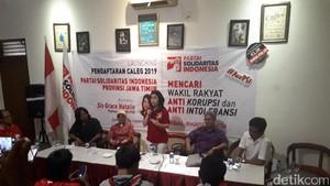 PSI Provinsi Jawa Timur Launching Pendaftaran Caleg 2019