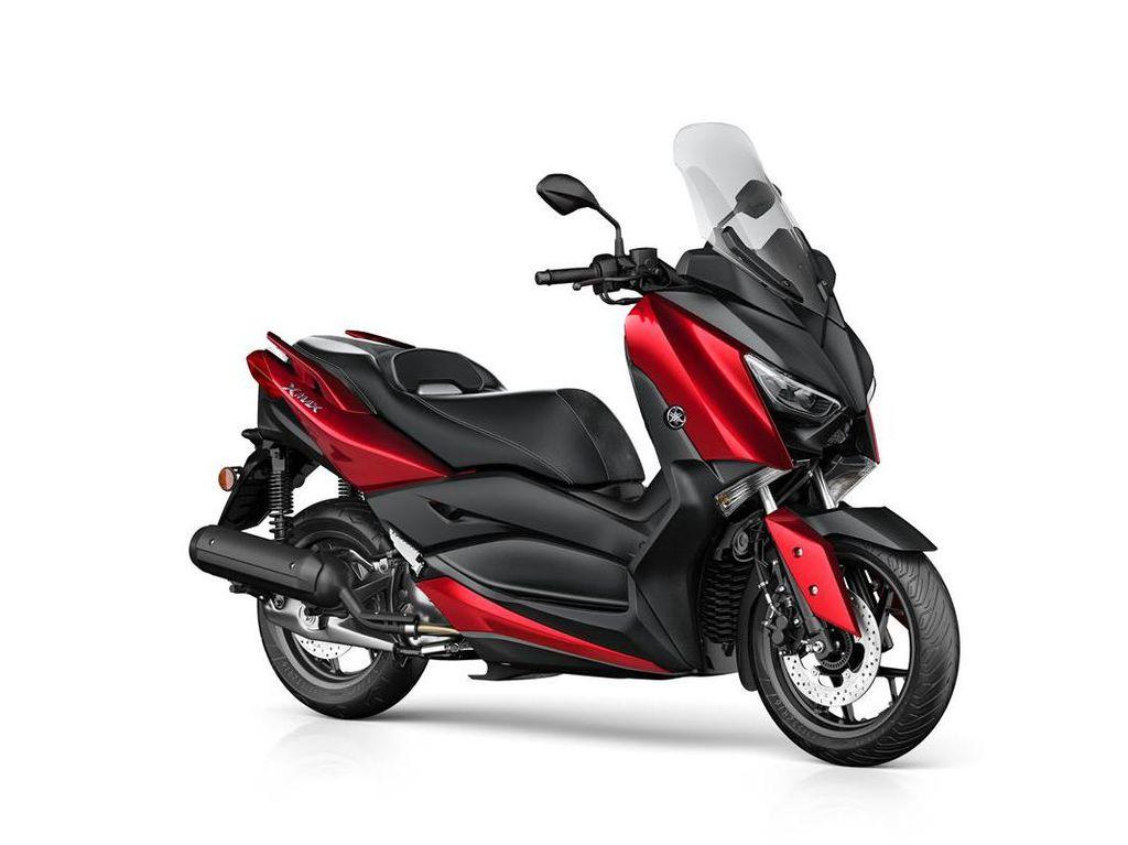 Maaf, Yamaha XMAX 125 cc Khusus Eropa