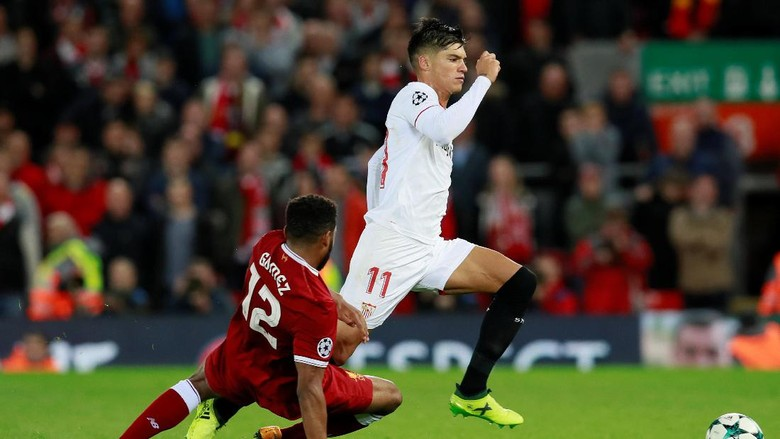 Kegagalan Penalti Liverpool Krusial untuk Sevilla