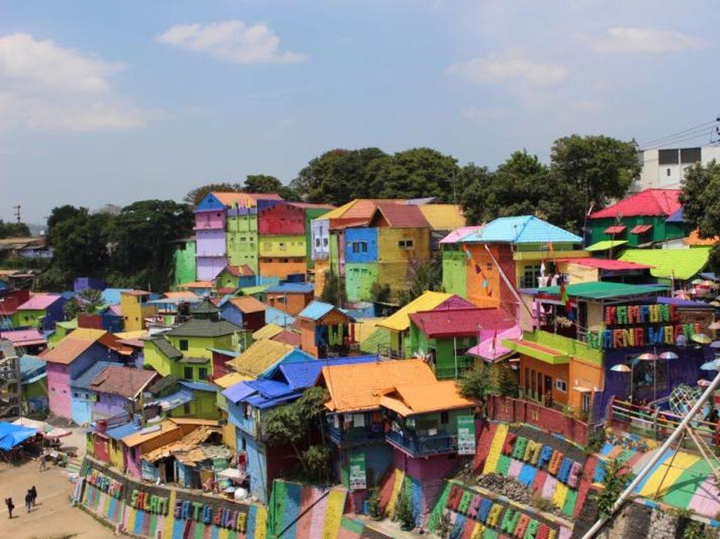 5 Kampung Warna-warni di Indonesia, Saingannya Busan Cultural Village