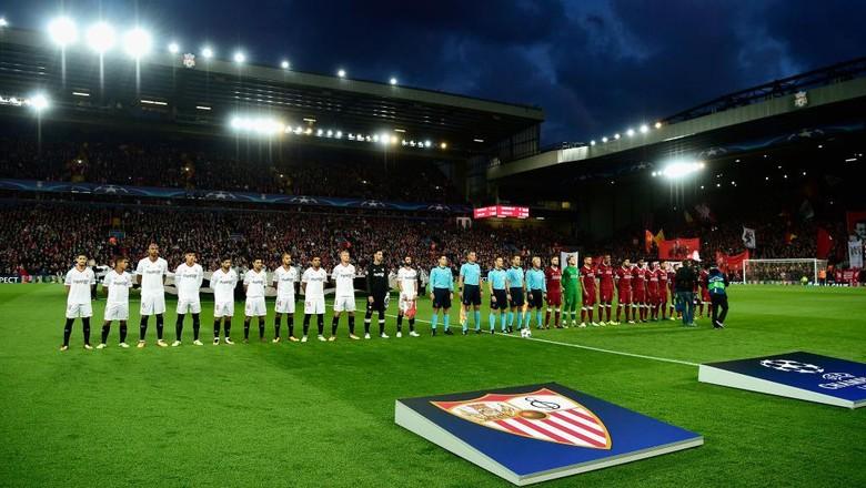 Ketika YNWA Juga Berlaku untuk Sevilla
