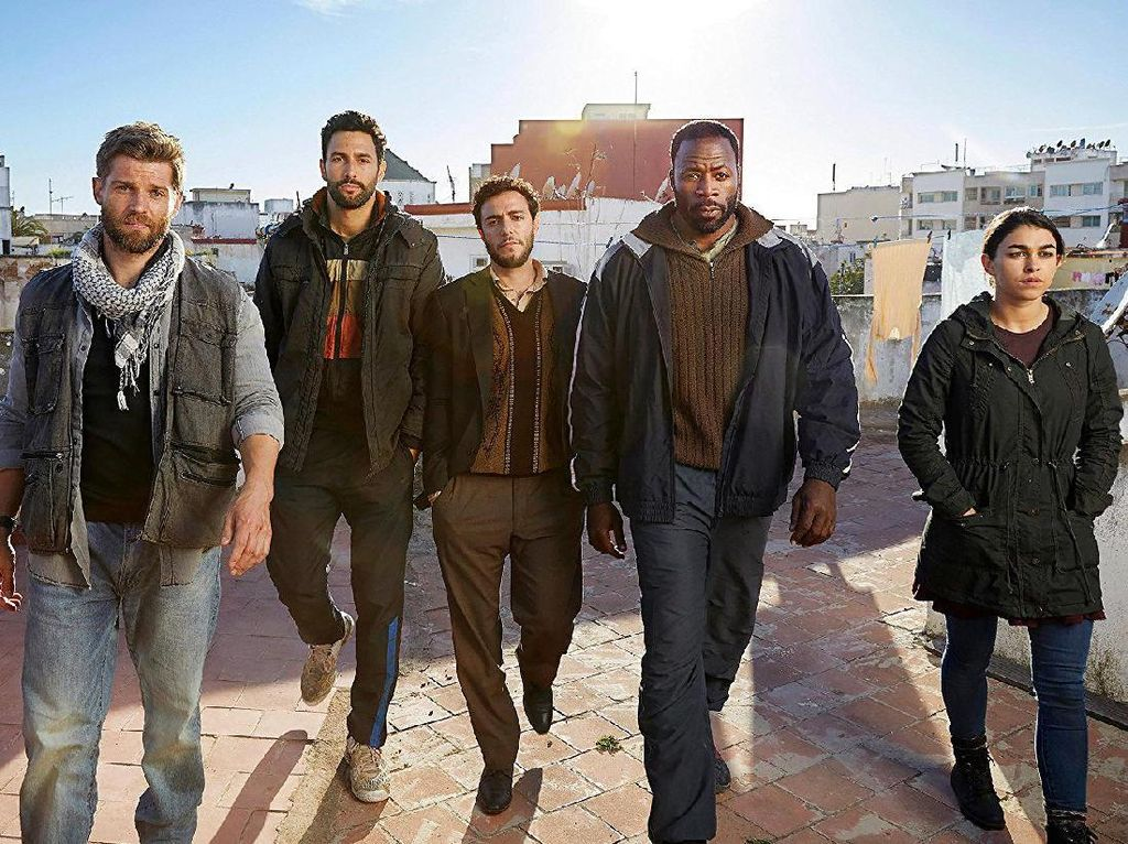 Serial TV The Brave, Kisah Tentang Misi Penyelamatan