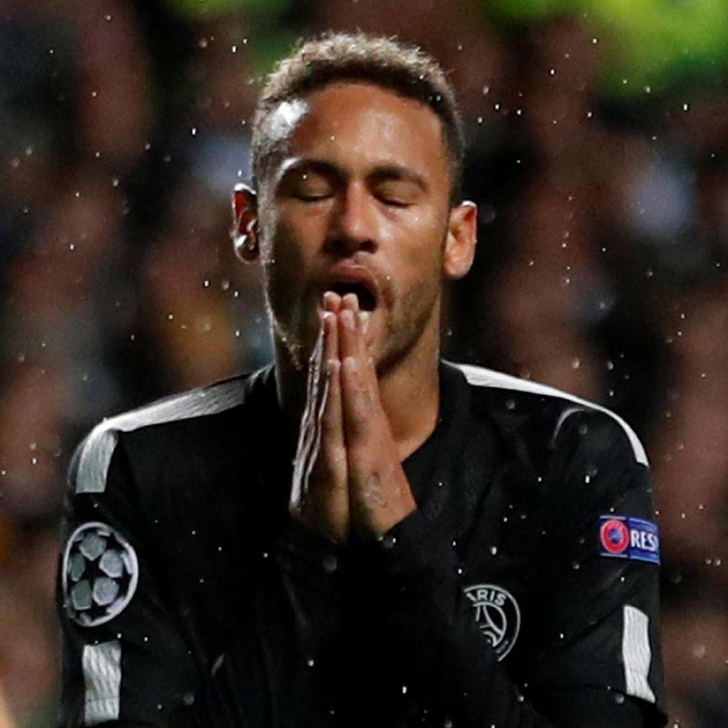 Neymar Disebut Harus Jaga Perilaku jika Ingin Jadi seperti Messi