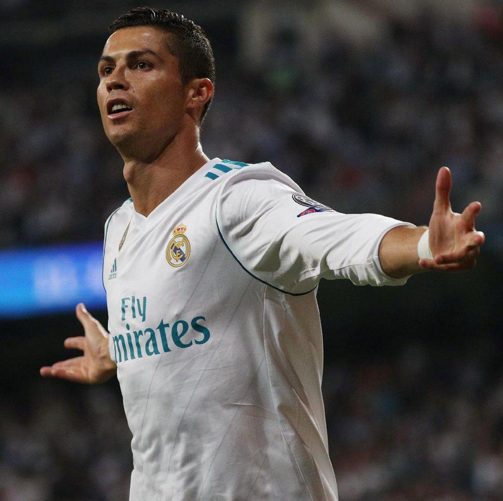 Ronaldo Kembali dengan Penuh Gaya: Cetak Gol dan Bawa Madrid Menang Lagi
