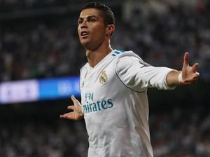 Zidane Tak Mau Lagi Berlama-lama Jauh dari Ronaldo