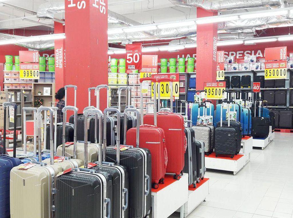 Transmart Carrefour Obral Koper, Diskon Hingga 50%