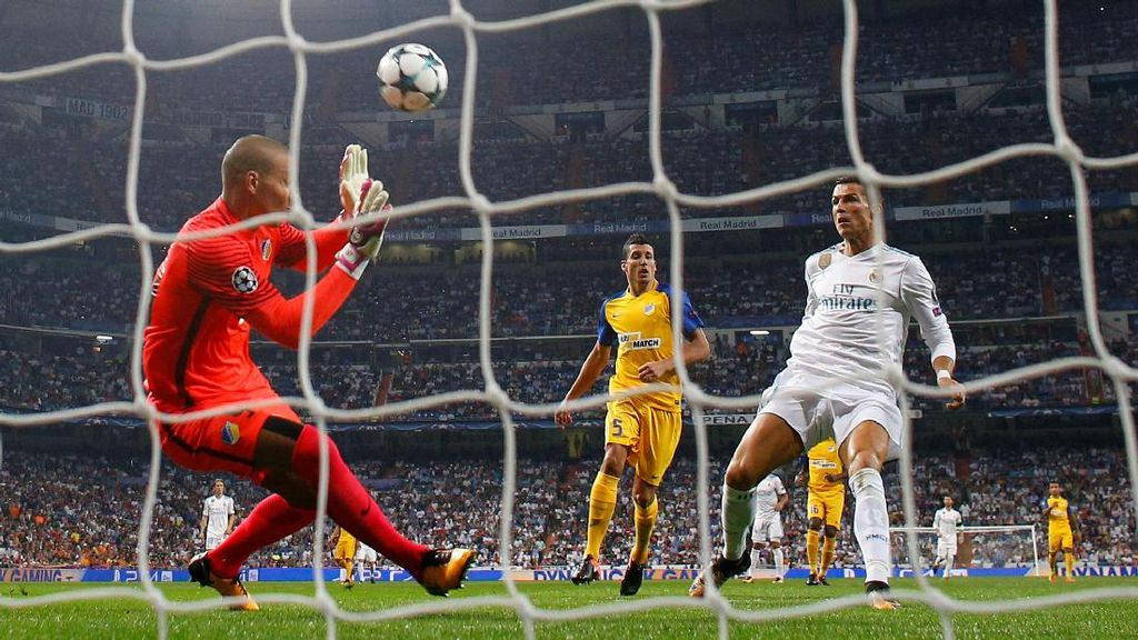 Serahkan Semuanya pada Ronaldo