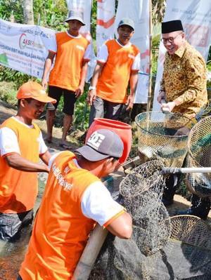 BNI Salurkan KUR Rp 1 Triliun di Bali, NTT dan NTB