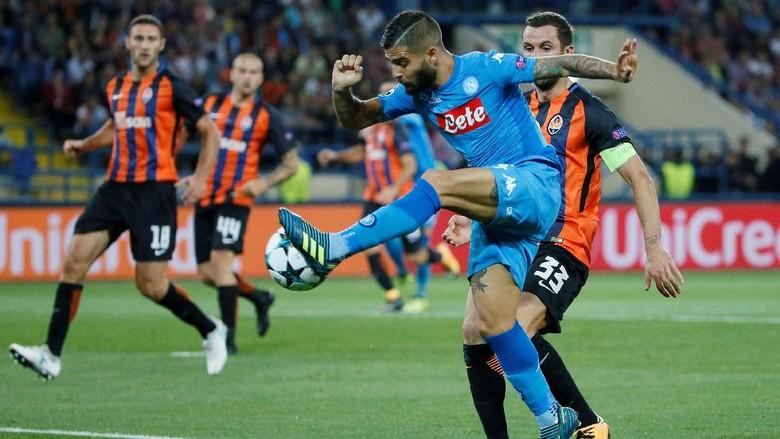Insigne Tak Paham dengan Kekalahan Napoli