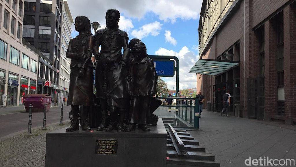Kesedihan Anak-anak Yahudi di Zaman Nazi