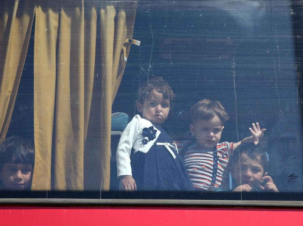 Tiga Juta Pengungsi Pulang, Suriah Bebenah