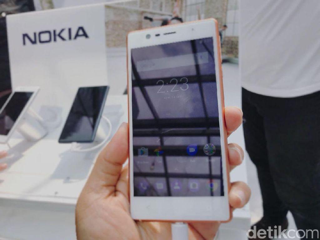 Tiga Ponsel Nokia Segera Cicipi Android Pie