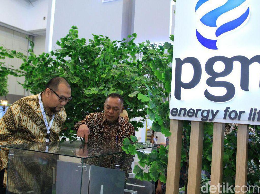 PGN Bangun 350 Unit Rumah Pintar di Bekasi