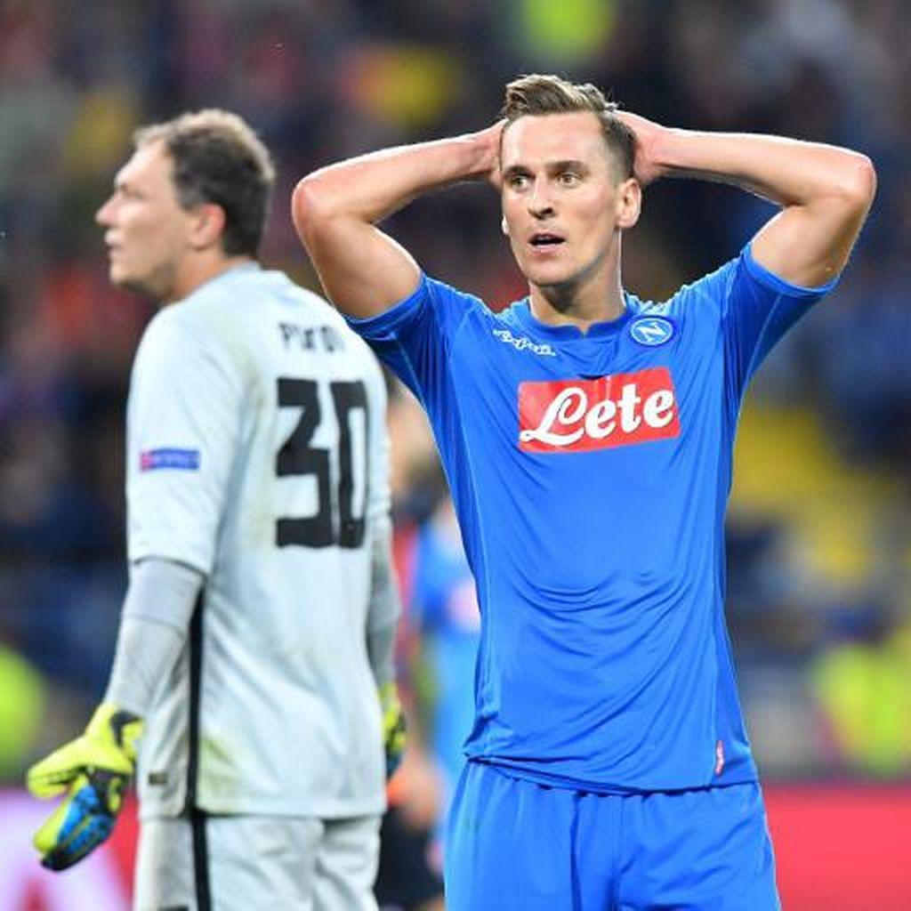 Air Mata Italia untuk Para Wakilnya di Liga Champions
