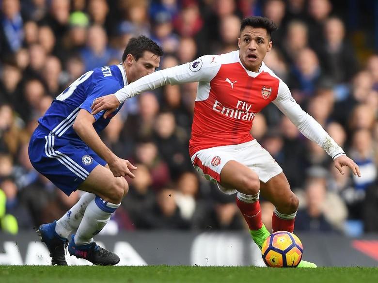 London Membara: Chelsea Vs Arsenal di Stamford Bridge