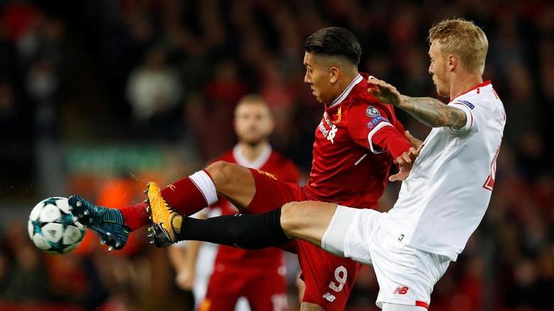 Liverpool Ditahan Sevilla 2-2