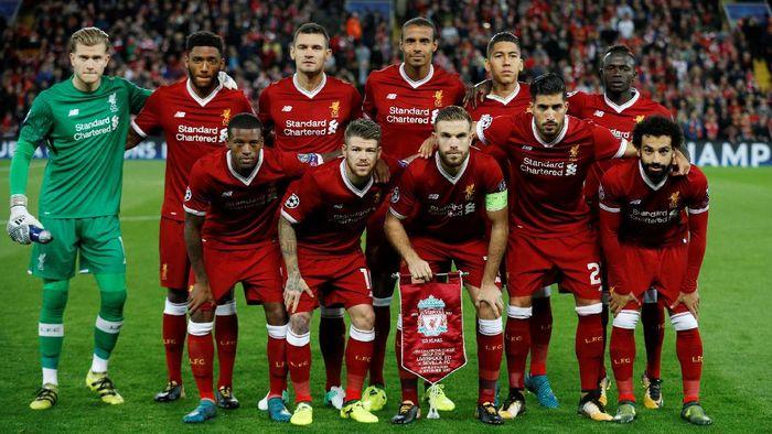 Semenjak rontok di fase grup musim 2014/2015, baru kali ini lagi Liverpool tampil di Liga Champions. (Foto: Phil Noble/Reuters)