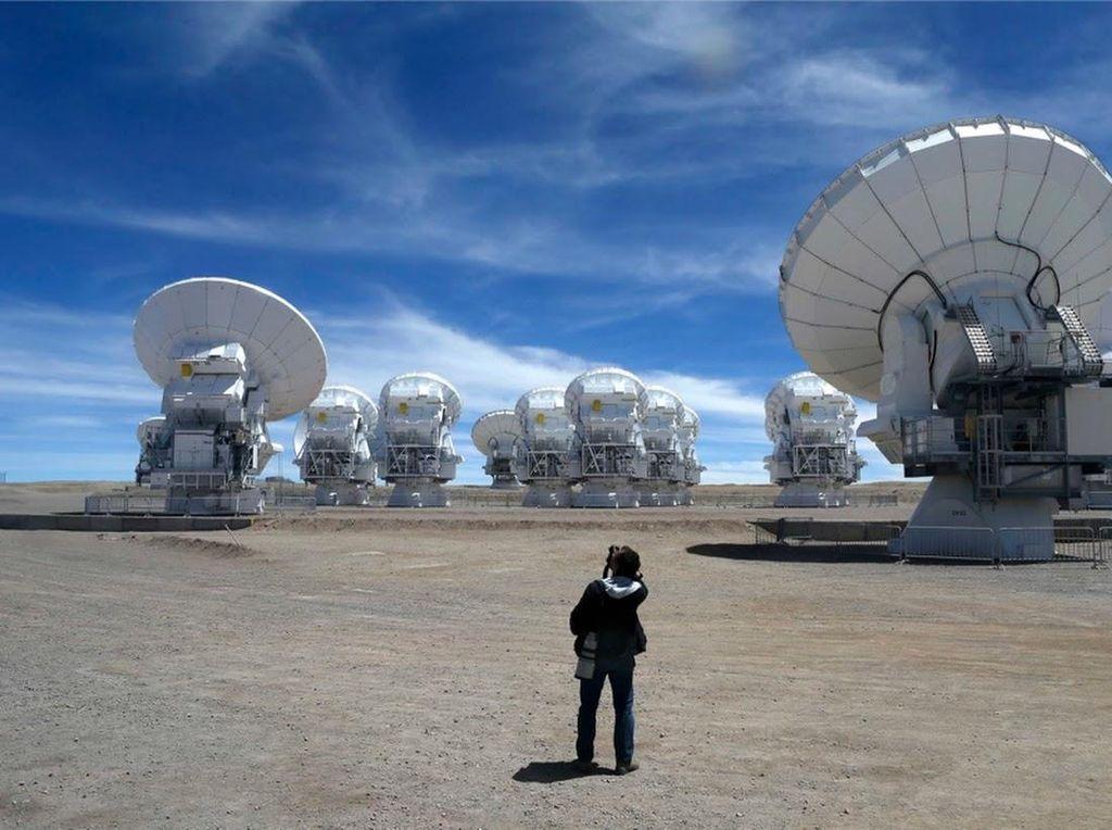 Foto: Tempat-tempat Mencari Alien