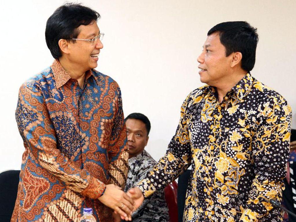 Rini ke Budi Sadikin: Holding BUMN Tambang Harus Jadi Raksasa