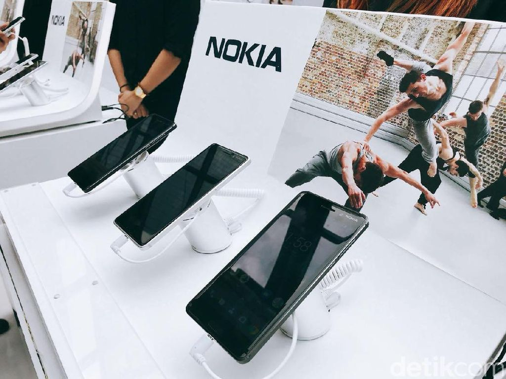 Nokia 6 Dijual Rp 3,3 Juta di Indonesia