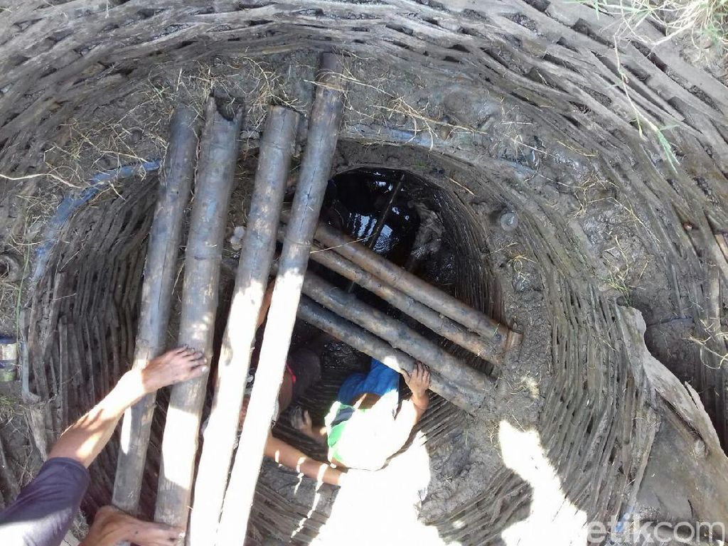 Seorang Petani di Sragen Ditemukan Tewas di Dalam Sumur