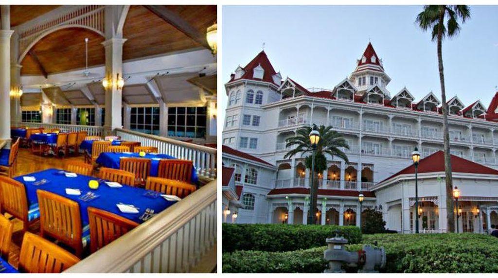 Romantis! 12 Restoran di Disney Park Ini Cocok Dikunjungi Bareng Si Dia