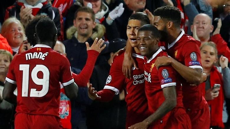 Diimbangi Sevilla, Liverpool Dinilai Sudah Tunjukkan Mentalitas Bagus