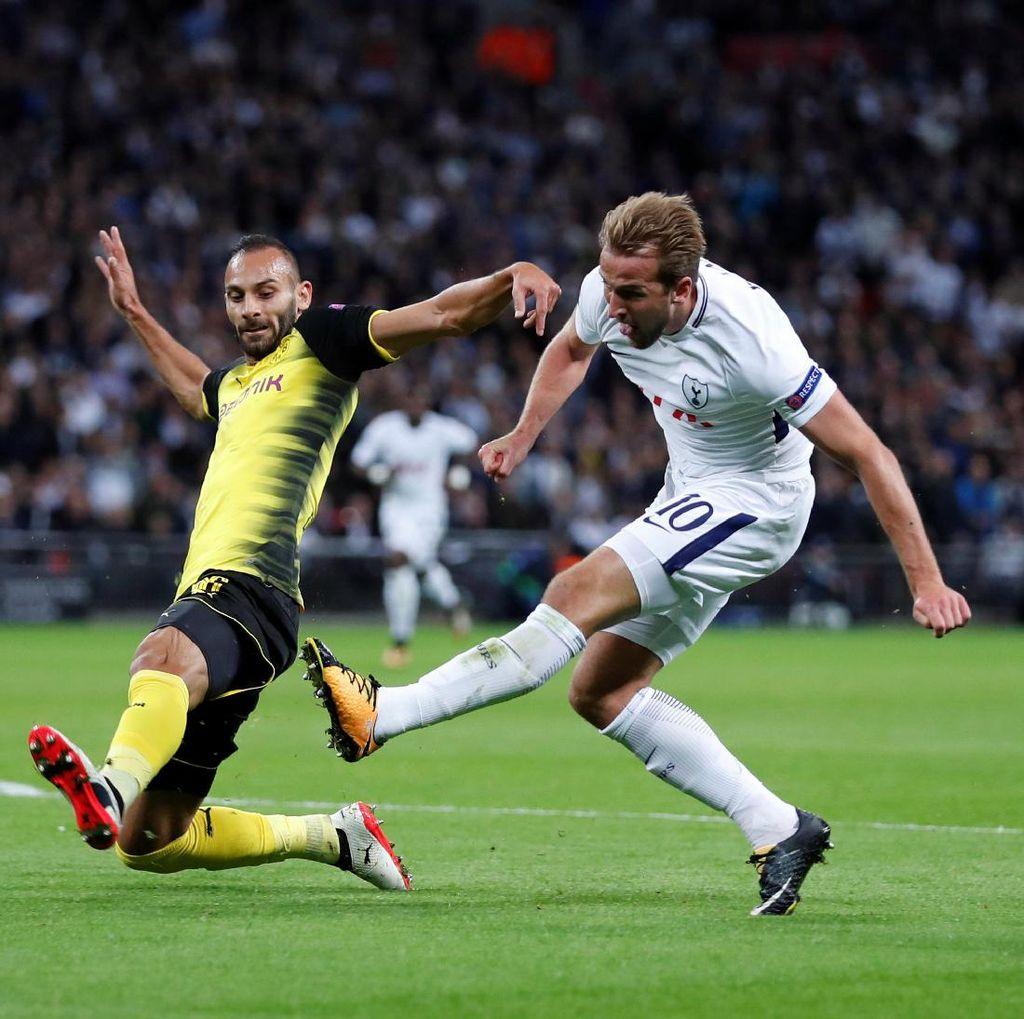 Spurs yang Kini Lebih Matang di Liga Champions