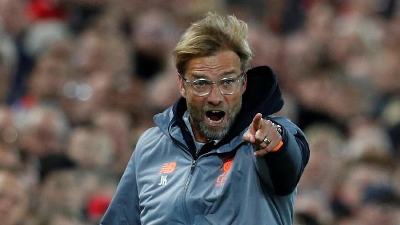 Klopp Tak Puas dengan Hasil Imbang, tapi Lihat Potensi Besar di Performa Liverpool