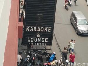 Karaoke Diamond Tempat Politisi Golkar Nyabu Disegel Satpol PP
