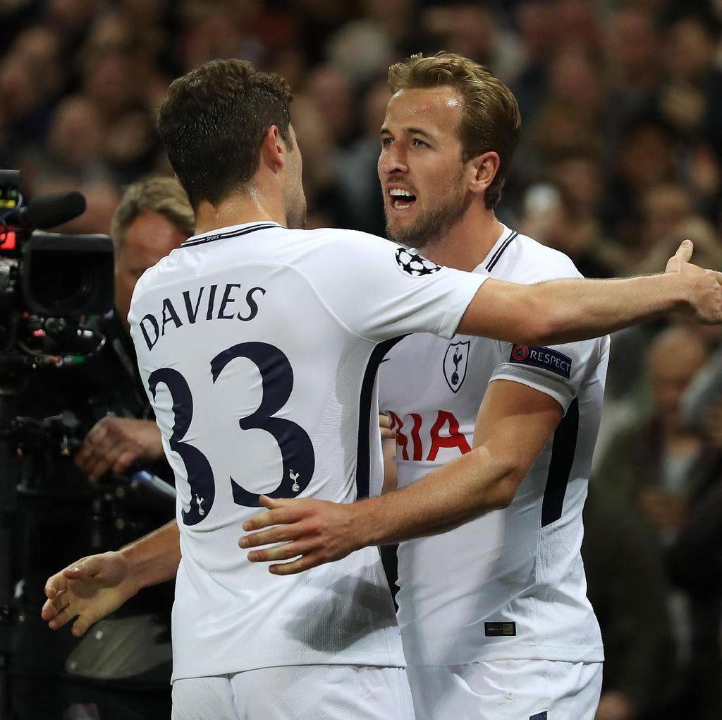 Tottenham Menangkis Kutukan Wembley