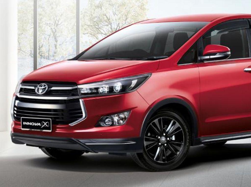 Toyota Innova di Malaysia Sudah Punya 7 Airbag