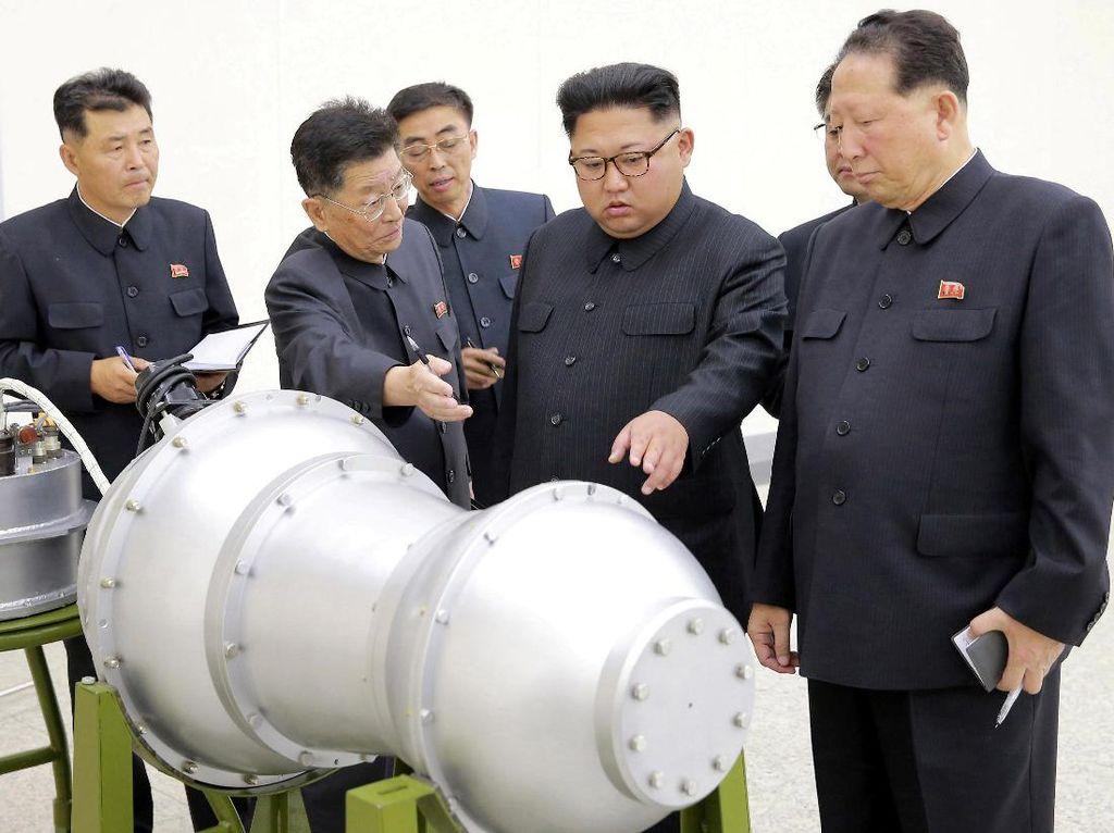 Tegang Perang Nuklir Picu Peneliti AS Kebut Terapi Radiasi