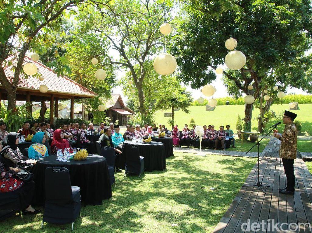 Pemkab Pringsewu Lampung MoU Inovasi di Banyuwangi