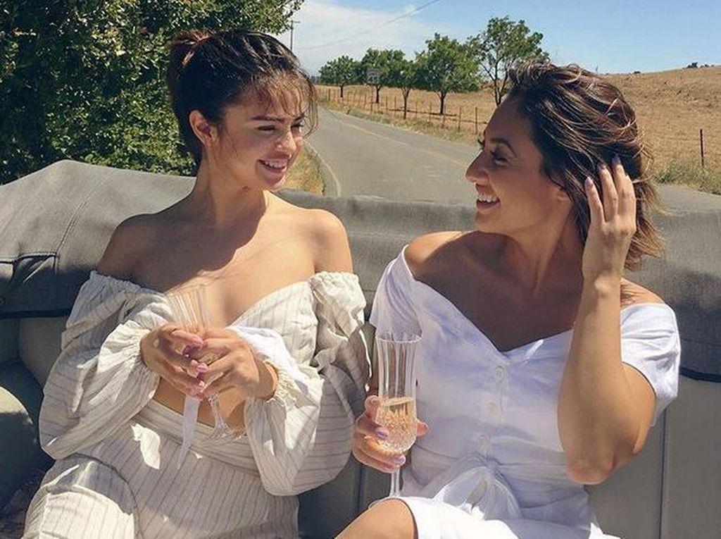 Curhat Wanita yang Mendonasikan Ginjalnya untuk Selena Gomez