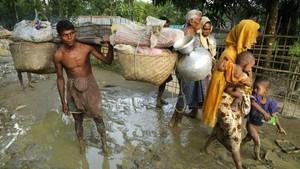 Mengapa Bantuan Kemanusiaan ke Pengungsi Rohingya Begitu Lamban?