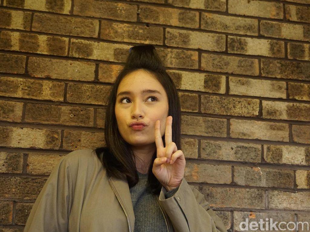 Cerita Tatjana Saphira Deg-degan Syuting Bareng Gong Yoo