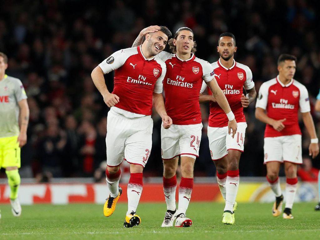 Henry: Arsenal Mesti Menang di Stamford Bridge untuk Buktikan Diri
