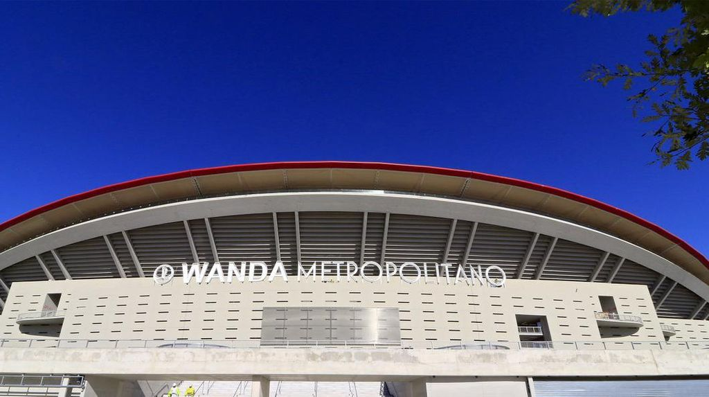 Mimpi Atletico Jalani Final Liga Champions di Wanda Metropolitano