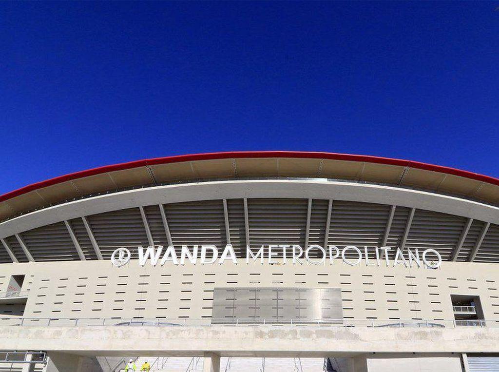 Melirik si Cantik Wanda Metropolitano
