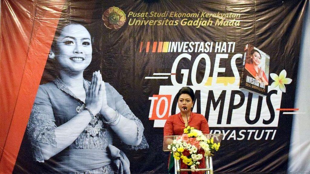 Bupati Eka Promosikan Wisata Tabanan Bali lewat Bedah Buku