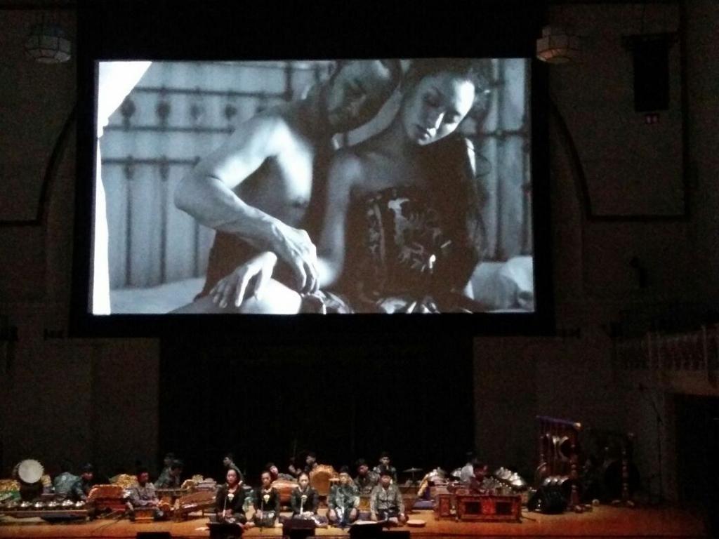 Film Bisu Setan Jawa Disambut Meriah di London