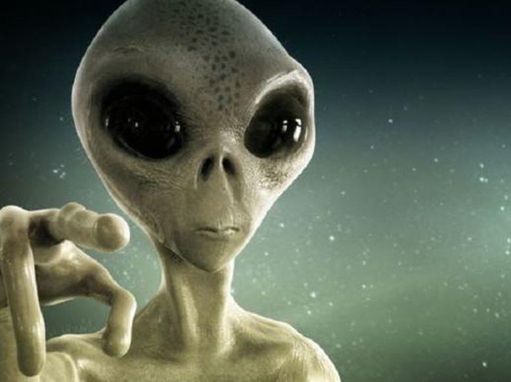 3 Wujud Alien yang Populer, Dipercaya Banyak Orang