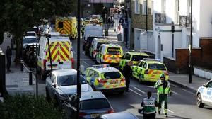 Ledakan di London, Korban Berlumuran Darah dan Alami Luka Bakar