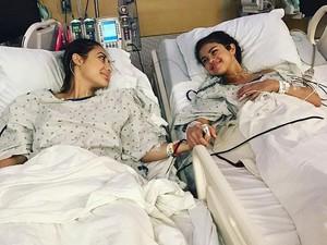 Selena Gomez Jalani Transplantasi Ginjal, Sang Ibu Khawatir
