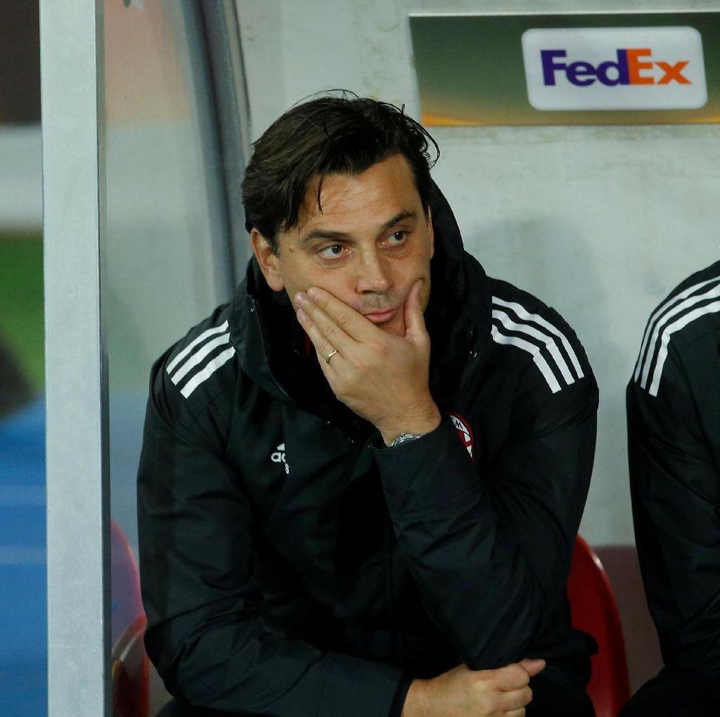 Menang Telak Usai Dikalahkan Lazio, Milan Dipuji Montella