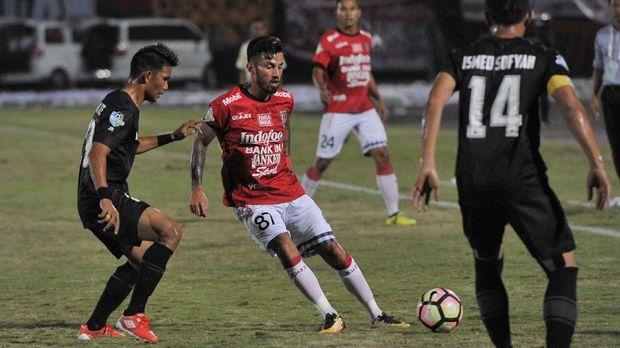 Bali United telan kekalahan kedua di Piala AFC 2020.