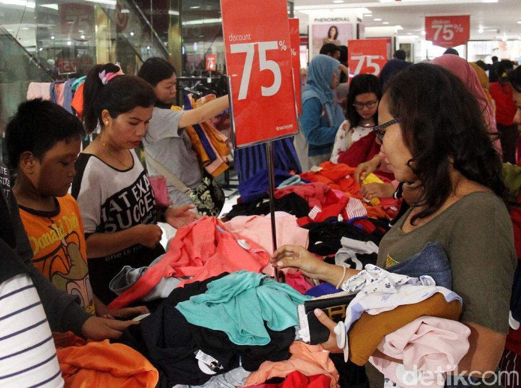 Tutup 2 Toko di Jakarta, Begini Kinerja Keuangan Matahari