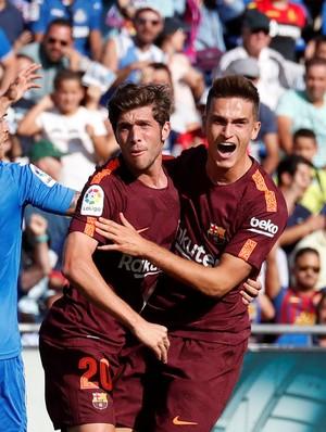 Tertinggal Lebih Dulu, Barcelona Kalahkan Getafe 2-1