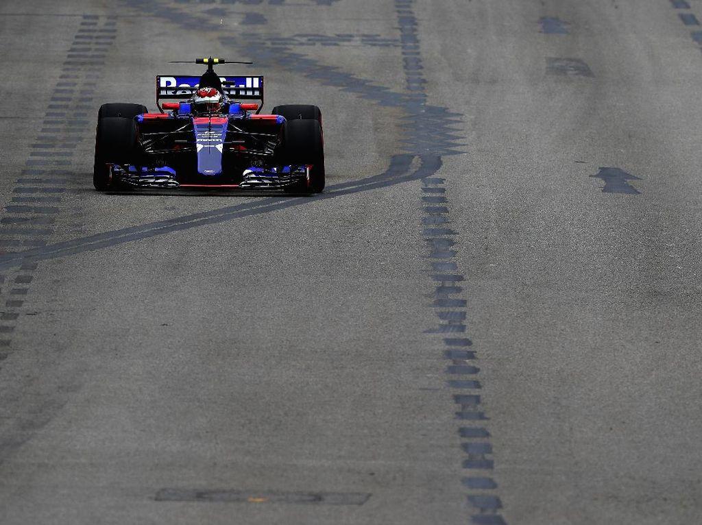 Kans Sean Gelael Balapan di F1? Ini Komentar Toro Rosso